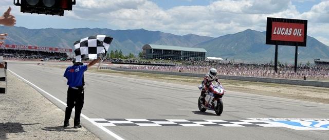 Carlos Checa - Photo Credit: Althea Racing