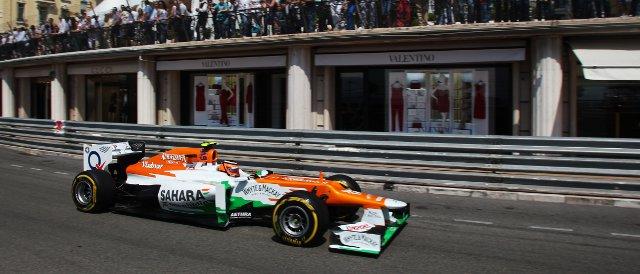 Nico Hulkenberg - Photo Credit: Sahara Force India F1 Team