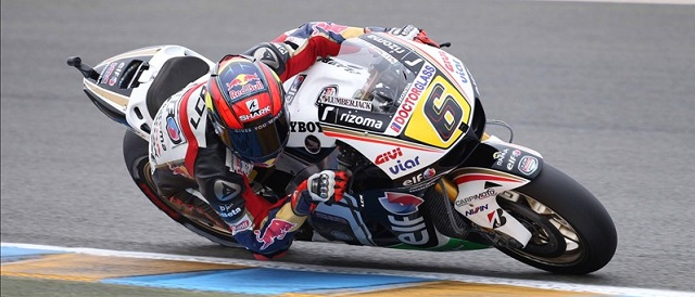 Stefan Bradl - Photo Credit: LCR Honda