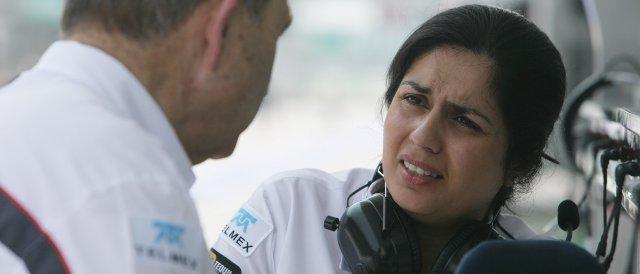Monisha Kaltenborn will now own a third of the Sauber team