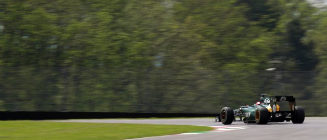 Heikki Kovalainen was the most industrious driver on Day Three in Mugello, completing 139 laps in the Caterham - Photo Credit: Caterham F1 Team