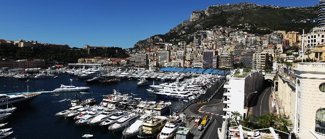 Monaco: Sunshine, yachts, and a twisty narrow track - Photo Credit: Paul Gilham/Getty Images