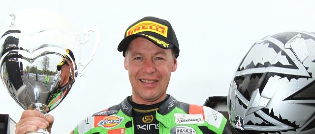 Chris Walker - Photo Credit: Motorsport Vision