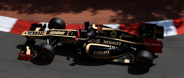 Raikkonen, who many tipped for pole, could only qualify eighth today in Monaco - Photo Credit: Glenn Dunbar/LAT Photographic