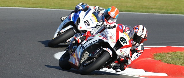 Shane 'Shakey' Byrne - Photo Credit: Paul Bird Motorsport