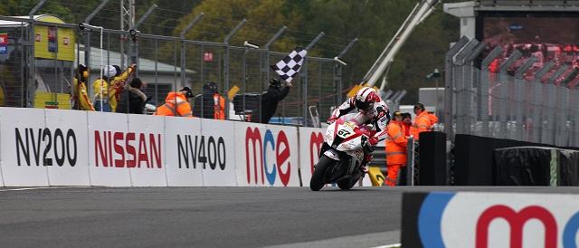 Shane 'Shakey' Byrne - Photo Credit: Motorsport Vision