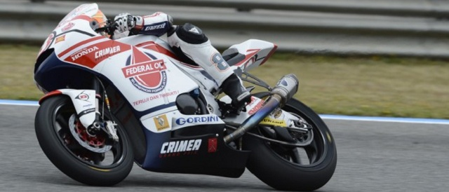 Gino Rea - Photo Credit: Gresini Racing