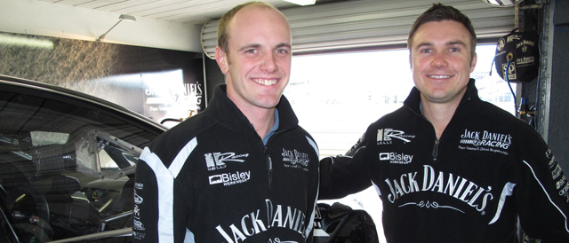 Tim Blanchard and David Russell join the Jack Daniel's Racing Endurance Line-Up Photo Credit: Kelly Racing