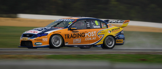 Will Davison takes back-to-back wins in the Tradingpost Perth Challenge Photo credit: Ford Performance Racing