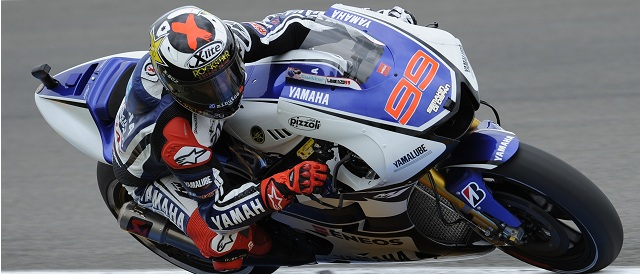 Jorge Lorenzo - Photo Credit: Yamaha
