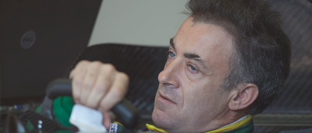 Jean Alesi (Photo Credit: Group Lotus)