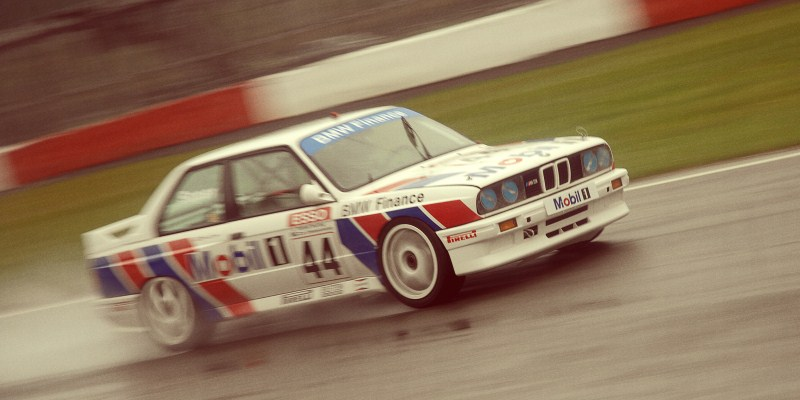BMW M3 BTCC (Photo Credit: Chris Gurton Photography)