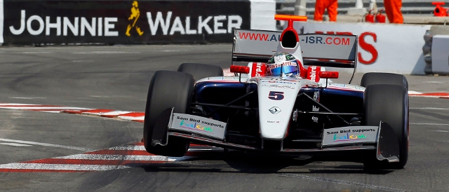 Bird followed up his 2011 podium in GP2 with FR 3.5 pole in 2012 (Photo Credit: Jean Michel le Meur/DPPI)