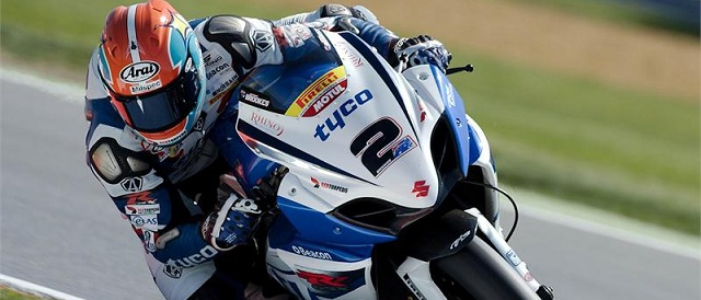 Josh Brookes - Photo Credit: Suzuki Racing