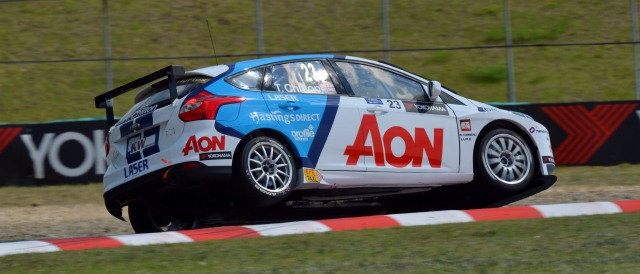 Tom Chilton - Photo Credit: WTCC Media