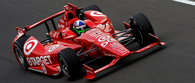 Dario Franchitti scored his third Indy 500 win (Photo Credit: Indycar/LAT USA)
