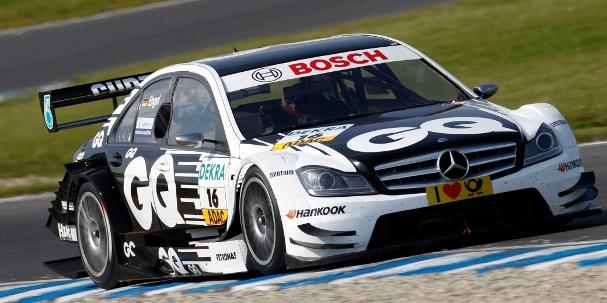 Maro Engel, DTM 2011 (Photo Credit: DTM Media)