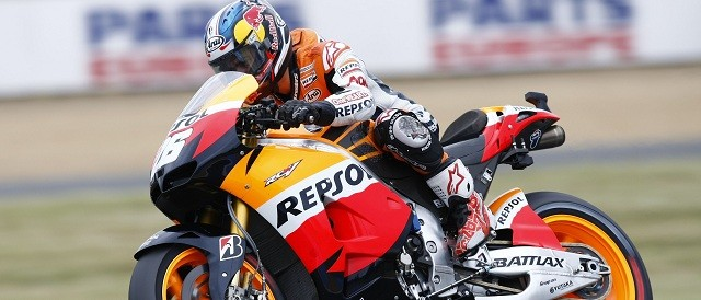 Dani Pedrosa - Photo Credit: Repsol Honda