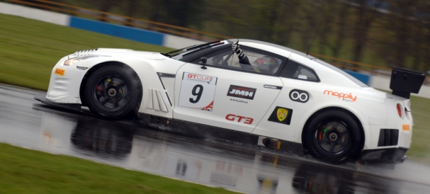 Benji Hetherington took the victory in the wet (Photo Credit: Karl Bowdrey Photography)
