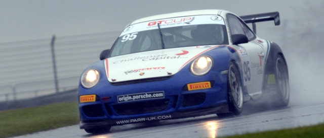 Peter Smallwood finished second in group two (Photo Credit: Karl Bowdrey Photography)