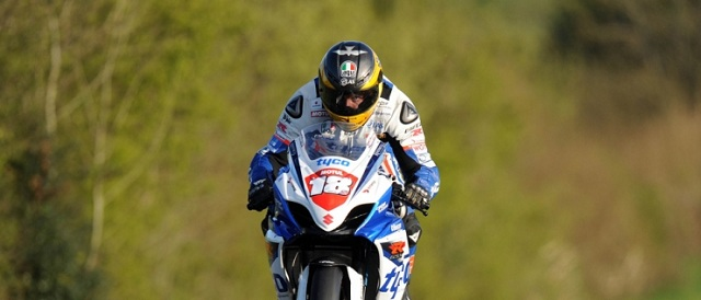 Guy Martin - Photo Credit: Tyco Suzuki
