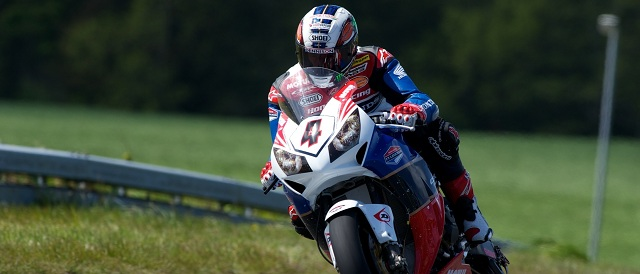 John McGuinness - Photo Credit: Derek Clegg / Pacemaker