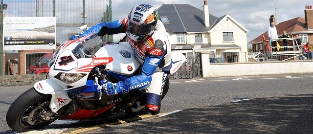 John McGuinness - Photo Credit: Charles McQuillan/Pacemaker