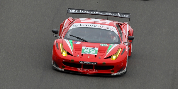 Luxury Racing, Six Hous of Spa-Francorchamps (Photo Credit: fiawec.com)
