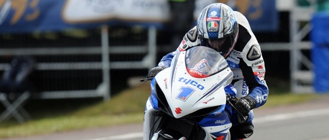 Alastair Seeley - Photo Credit: Tyco Suzuki