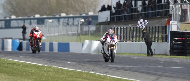 Jonathan Rea - Photo Credit: Honda World Superbike Team
