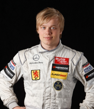 Felix Rosenqvist (Photo Credit: F3 Euroseries)