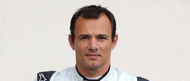 Stephane Sarrazin will join Anthony Davidson and Sebastien Buemi for Le Mans