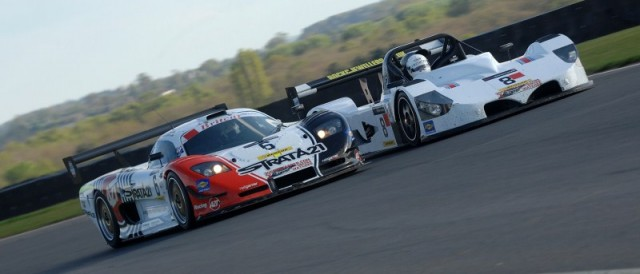 The Mosler crew took a second win of the year, beating the white Rapier (Photo Credit: Chris Gurton Photography)