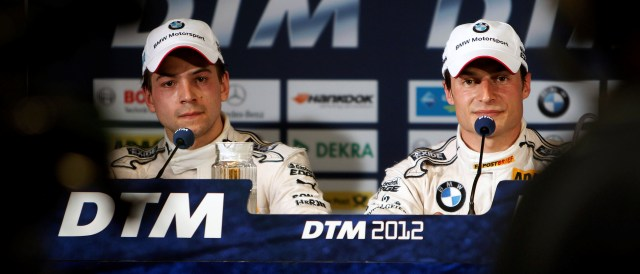 Augusto Farfus and Bruno Spengler - Photo Credit: BMW AG
