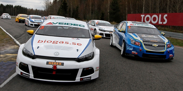 2012 STCC field (Photo Credit: mediaempire.se)