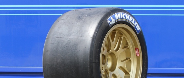 Michelin Intermediate Slick