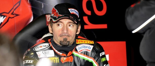 Max Biaggi - Photo Credit: WorldSBK.com