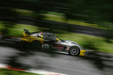 Alex Osborne topped GT4 for APO Sport (Photo Credit: Chris Gurton Photography)