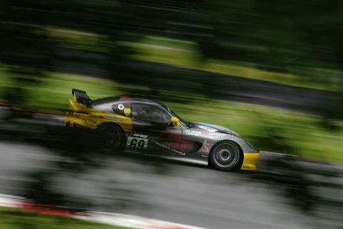 Alex Osborne topped GT4 for APO Sport (Photo Credit: Chris Gurton Photography)