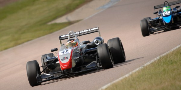 Spike Goddard, Rockingham British F3 (Photo Credit: Chris Gurton Photography)