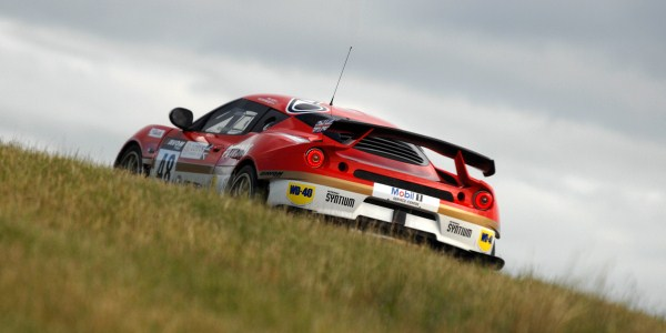 Phil Glew put the no.48 Lotus Evora top in GT4 in both sessions (Photo Credit: Chris Gurton Photography)