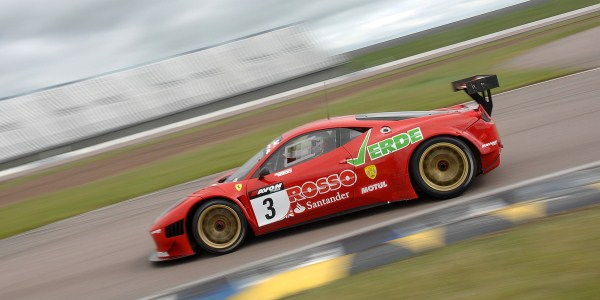 Rosso Verde Ferrari 458 (Photo Credit: Chris Gurton Photography)