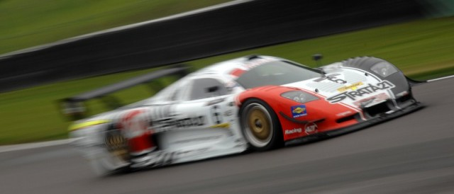 The Strata 21/Neil Garner Motorsport Mosler will start from pole for the two hour race (Photo Credit: Chris Gurton Photogrpahy)