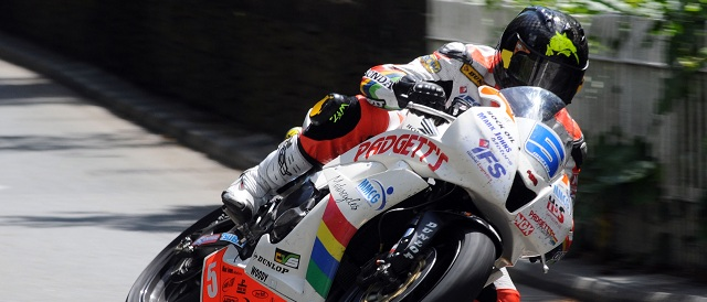 Bruce Anstey - Photo Credit: Pacemaker