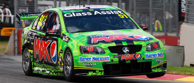 Greg Murphy sidelined for 3 months Photo credit: Kelly Racing
