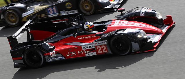 JRM Racing in action at Circuit de la Sarthe - Photo: JRM Racing