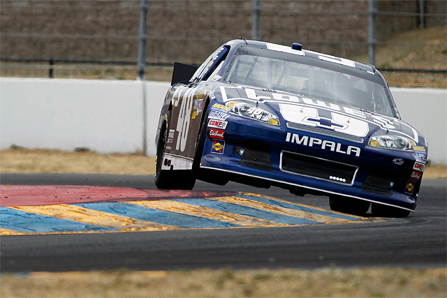 NASCAR returns to road course racing this weekend, with the Sprint Cup heading west to the Infineon Raceway in Sonoma and the Nationwide Series heading to Elkhart Lake, Road America.