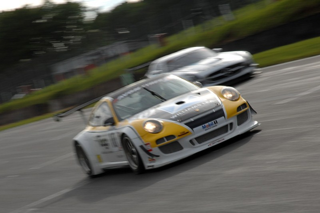 Avon Tyres British GT Championship, Brands Hatch (Photo Credit: Chris Gurton Photography)