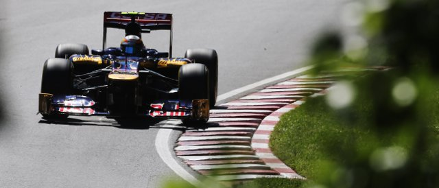 Jean-Eric Vergne - Photo Credit: Mark Thompson/Getty Images
