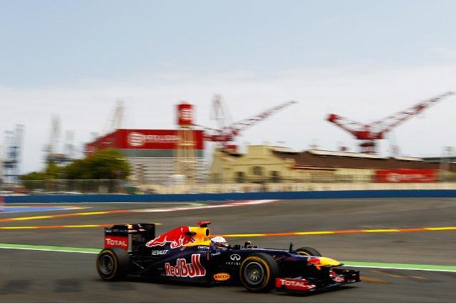 Vettel Europe 22Jun12